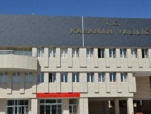KARAMAN GOVERNORSHIP