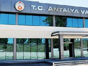 ANTALYA GOVERNORSHIP